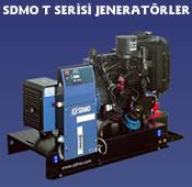 SDMO T Serisi Jeneratörler
