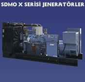 SDMO X Serisi Jeneratör